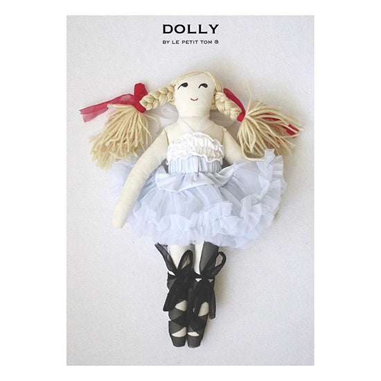 ALICE DOLL light blue