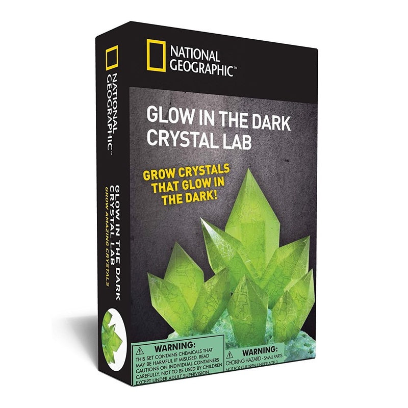 National Geo Green Crystal