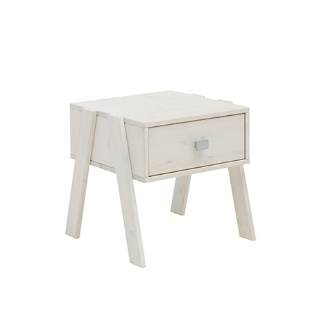 NIGHTSTAND WITH DRAWER WITH HANDLE - kizhouse