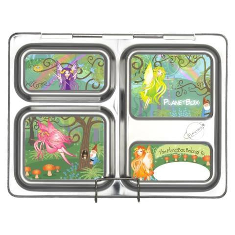 PlanetBox Launch Magnet - Woodland Fairies