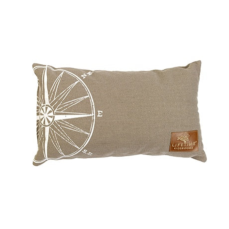 NARROW CUSHION NATUREL ADVENTURE - kizhouse