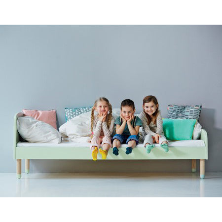 Single bed PLAY Mint Green