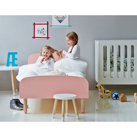 Single bed PLAY Rose