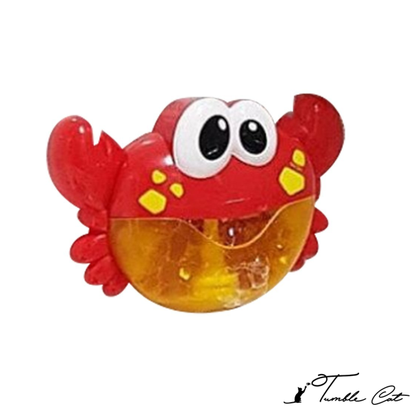 Kiddie Bubble Bath Crab