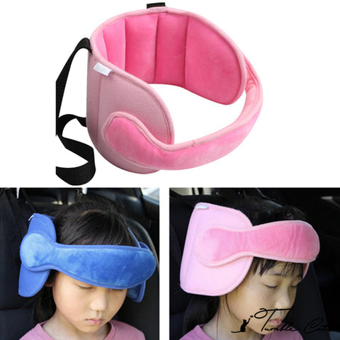 In-Car Kiddie Head Support