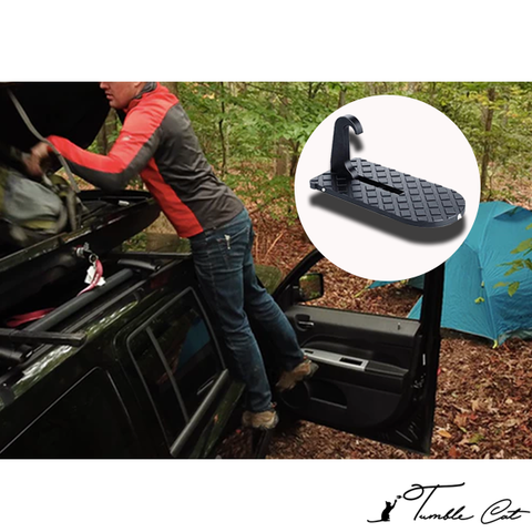 Non-Slip Portable Car Step