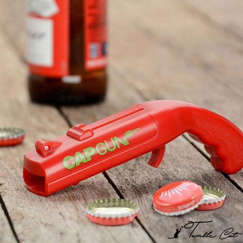 Pop & Shoot Bottle Opener