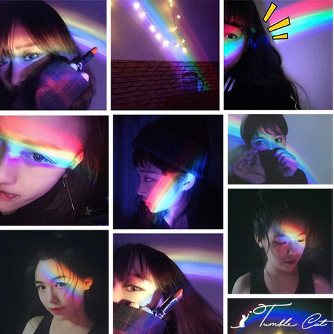 Rainbow Light Making Machine