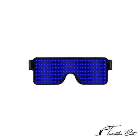 LED Flash Party Glasses