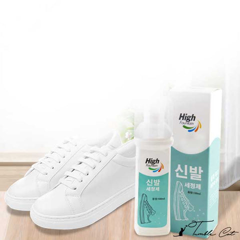 White Sole Sneaker Care