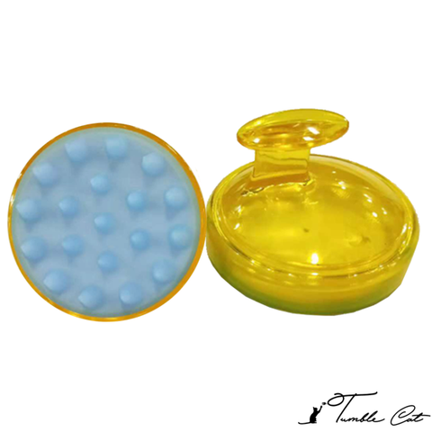 Soft Silicone Shampoo Brush