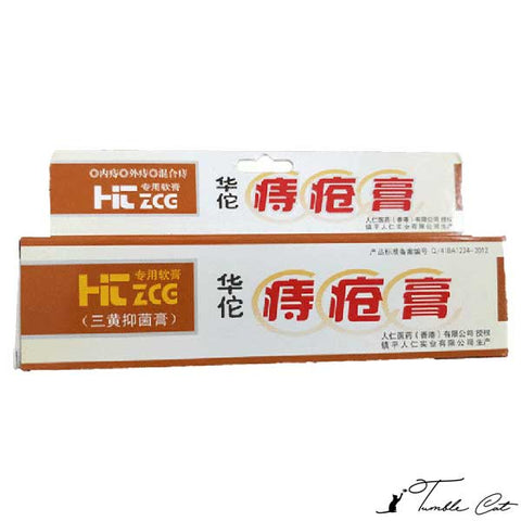 Oriental Herbal Hemorrhoids Cream