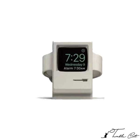Retro Macintosh Watch Stand