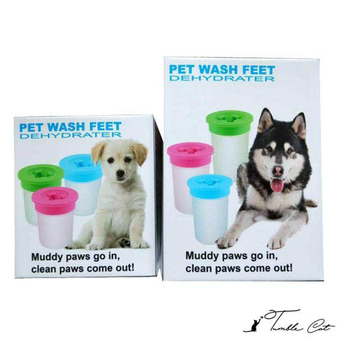 Wash & Dry Paw Cleaner