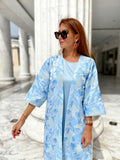 Zircon Dress-Kaftan