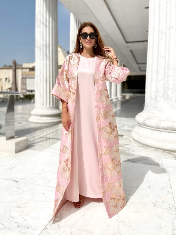 Morganite Dress-Kaftan