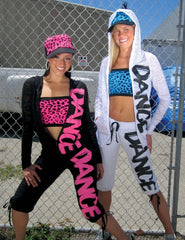 Dance Crop Pants