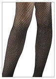 Capezio Fishnet Tights - Black