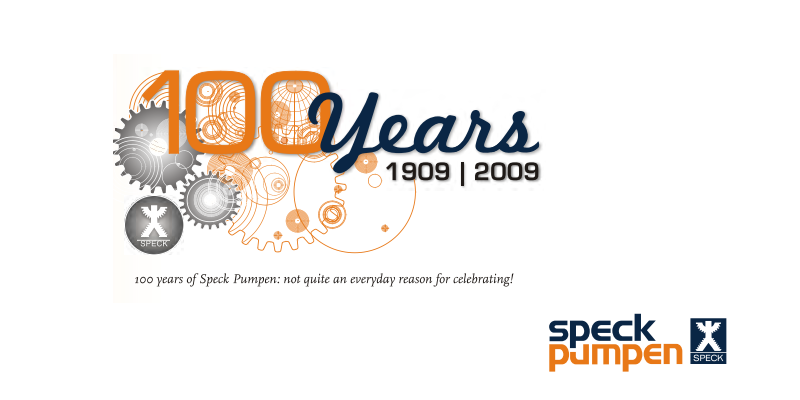 Speck 100 Years of Excellence