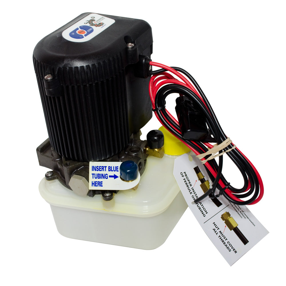 Complete pump and HPU Motor for CM 1.0 Power Poles