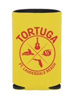 Yellow Koozie - 12 oz.