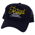 2017 Navy Tortuga Trucker Hat