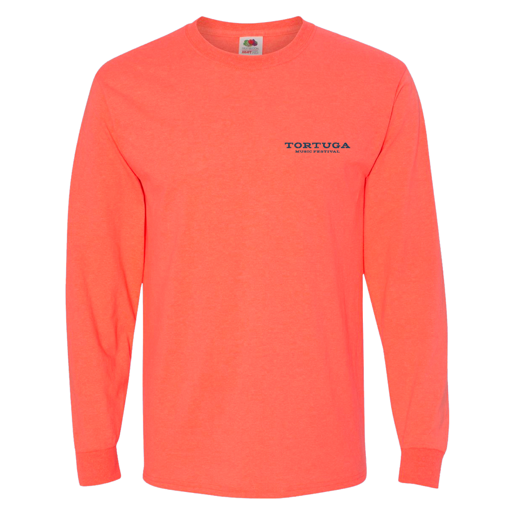 Sea Monster Long Sleeve Tee
