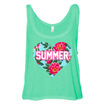 Summer Sequin Tank