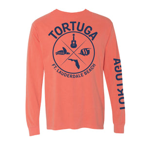 Salmon Long Sleeve