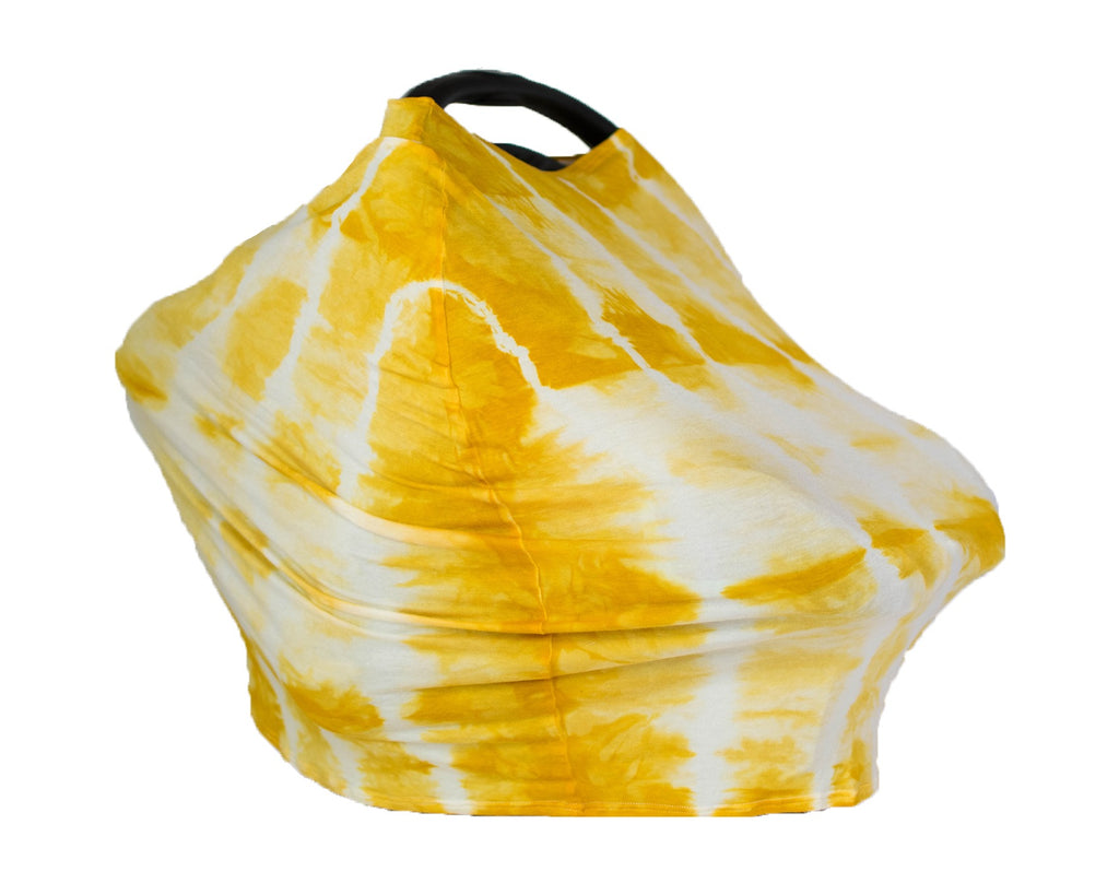 5-in-1 Cover - Honey Shibori