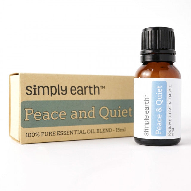 Peace & Quiet Essential Oil Blend - 15 ml