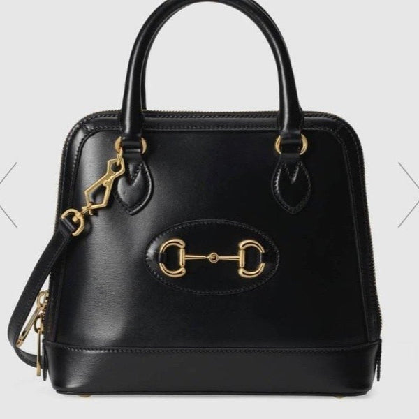 Gucci Horsebit 1955 Small Top Handle Bag - 621220 * £1,940