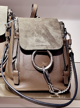 Chloe Faye Mini Backpack 迷你後背包 - CHC17SS * £678