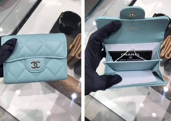 Chanel Classic Flap Coin Purse - AP0220 * £465