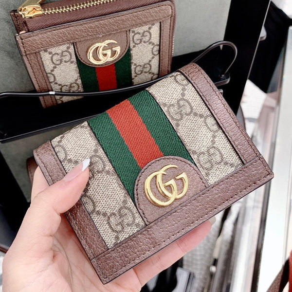 Gucci Ophidia GG Card Case Wallet - 523155 * £300