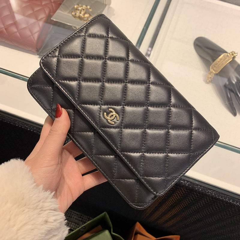 Chanel Wallet On Chain - AP0250 * £2,150