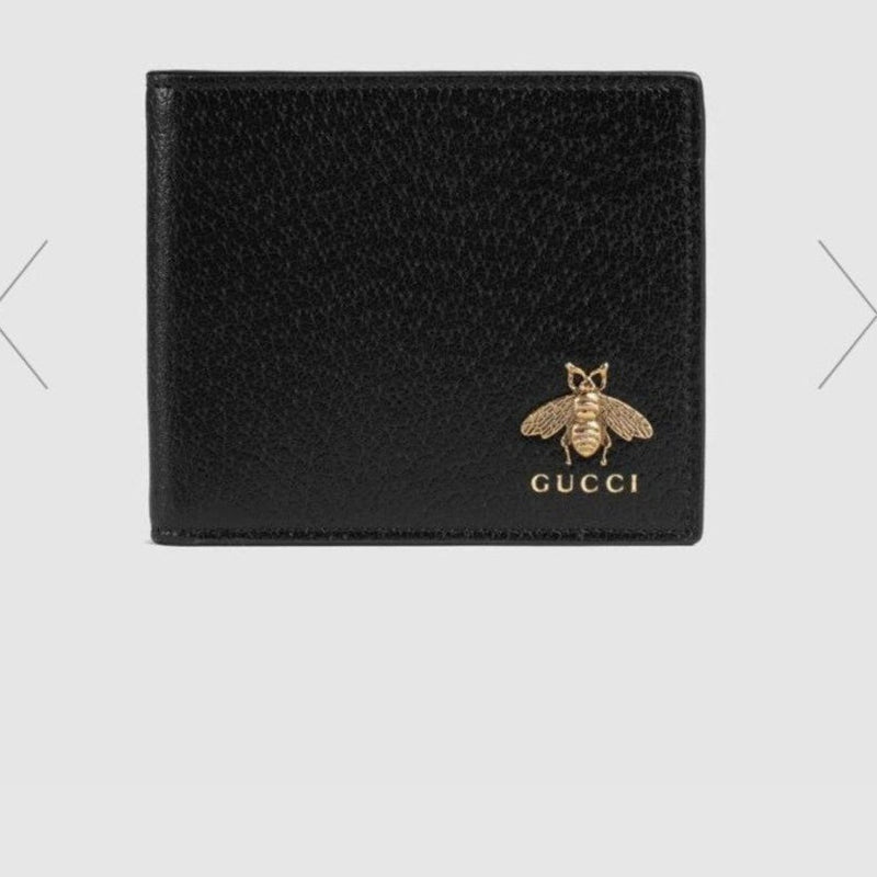 Gucci Animalier Leather Wallet - 523664 * £285