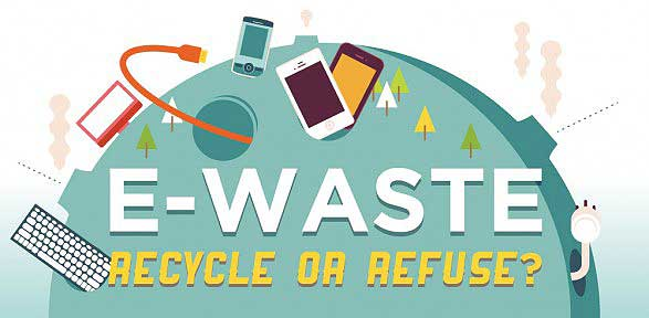 E-Waste – An Infographic
