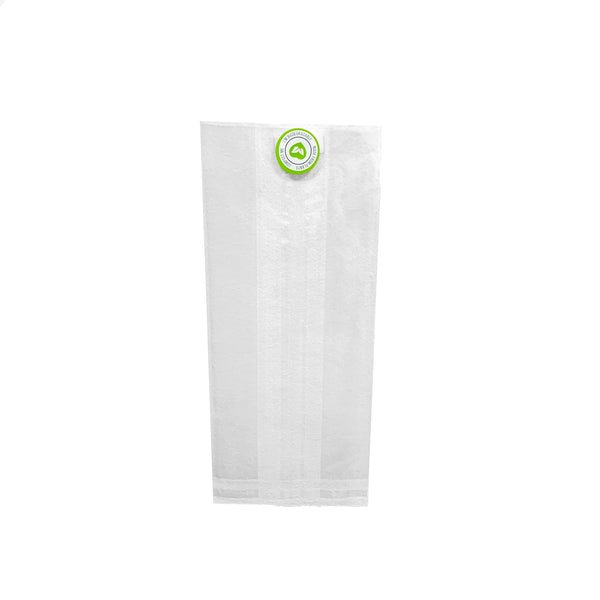 Small Compostable Starch Bag 83 x 200 x54mm (Pack of 100)