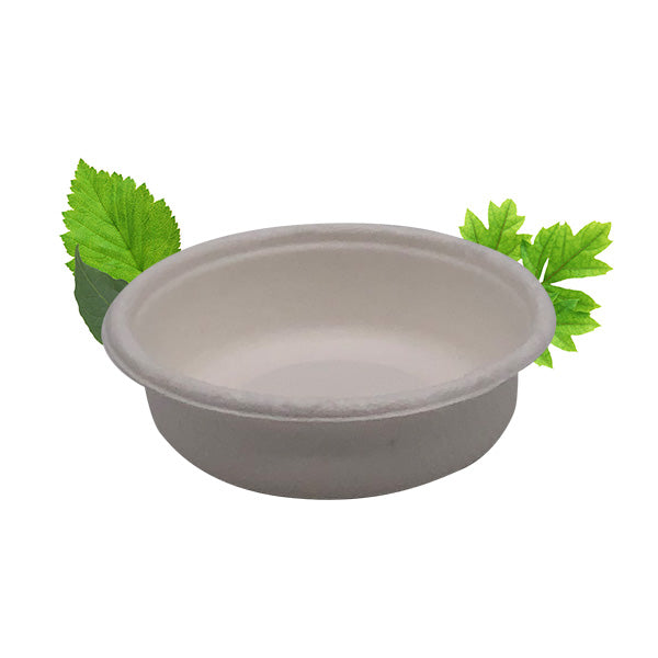 Bagasse Portion Cup 30ml (150 Per Pack)