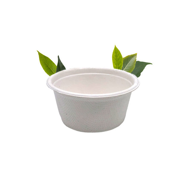 Compostable 57ml Taster Cup - Bagasse (50 Per Pack)