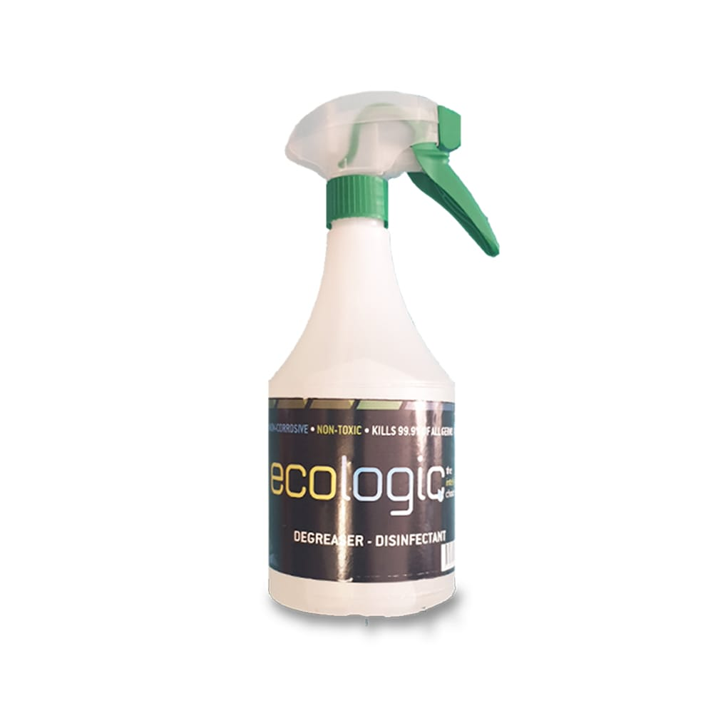 ECOLOGIC 750ML SPRAY BOTTLE DEGREASER / DISINFECTANT