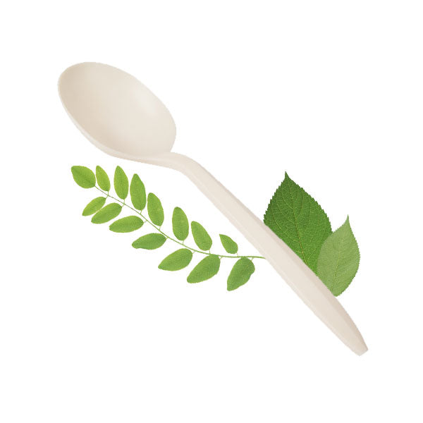 Compostable Soup Spoon (Pack of 100)