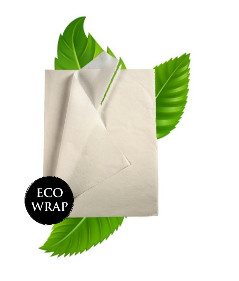 TISSUE PAPER SHEETS - WHITE (10 sheets per pack)