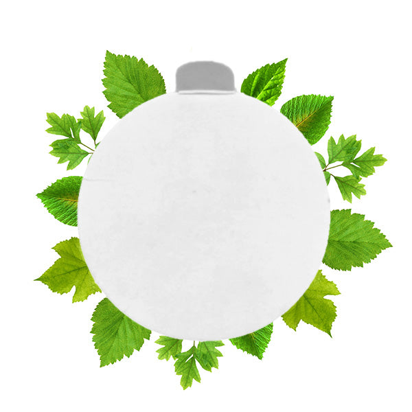 Compostable 57ml Taster Cup Lid - Bagasse (100 Per Pack)