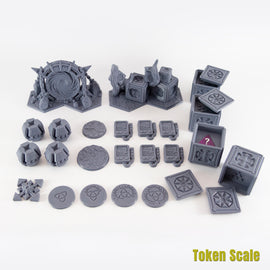 Traitor Command Compatible Tokens & Markers
