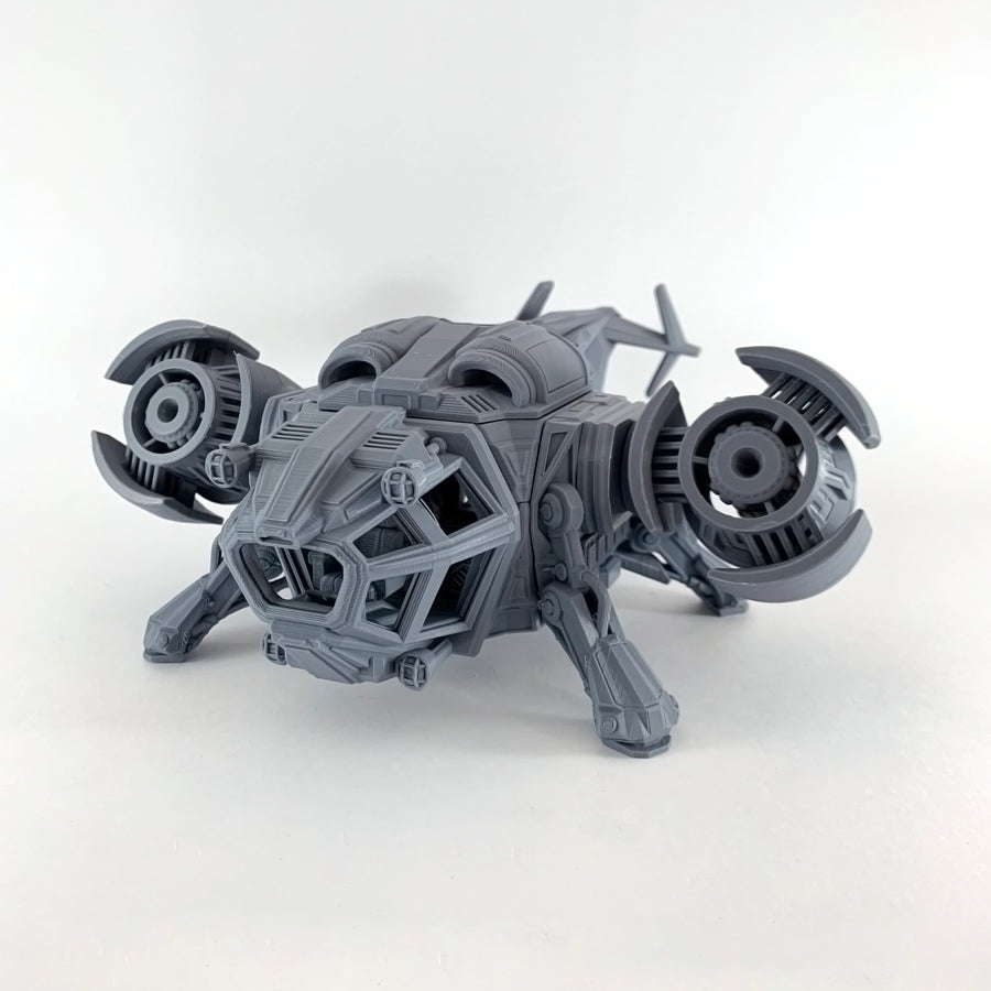 Sci-Fi Grasshopper Small Dropship