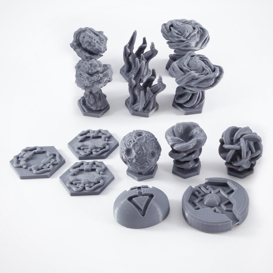 Blackstone Fortress Custom Marker Set - Effects Only