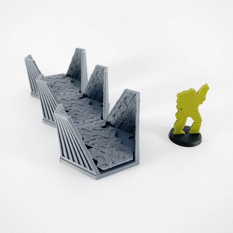 Blackstone Fortress Compatible Token Edition Corridors