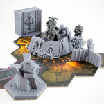 Blackstone Fortress Compatible Token Set